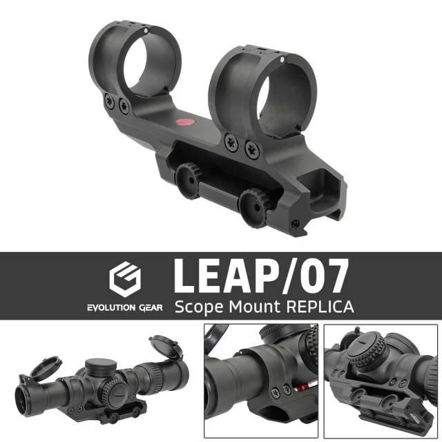 Evolution Gear LEAP7 スコープマウント スカラーワークス