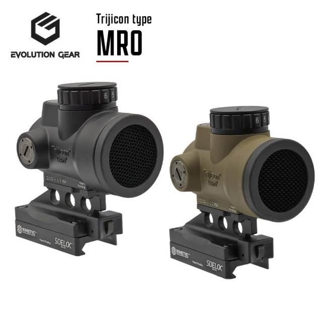 EVOLUTION GEAR MRO ドットサイト ダットサイト