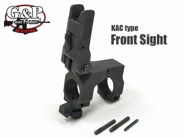 KAC ナイツ フロントサイト ガスブロック カスタムパーツ