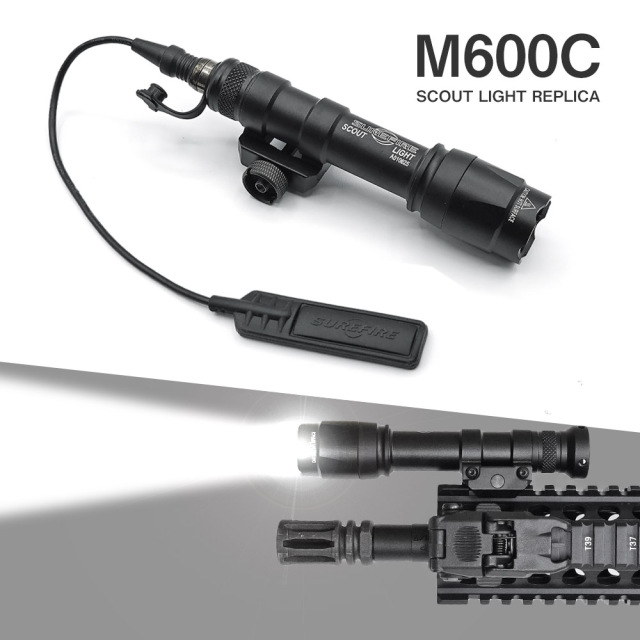SUREFIRE シュアファイア M600C スカウトライト ウェポンライト