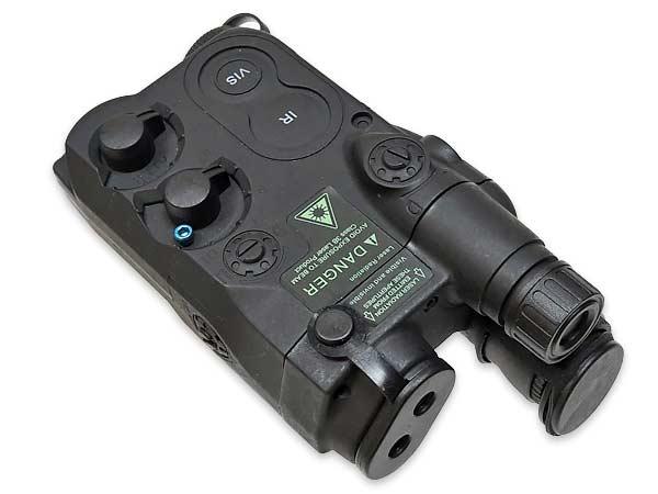 【FMA製】 AN/PEQ-16タイプバッテリーケース BK / TB966-BK
