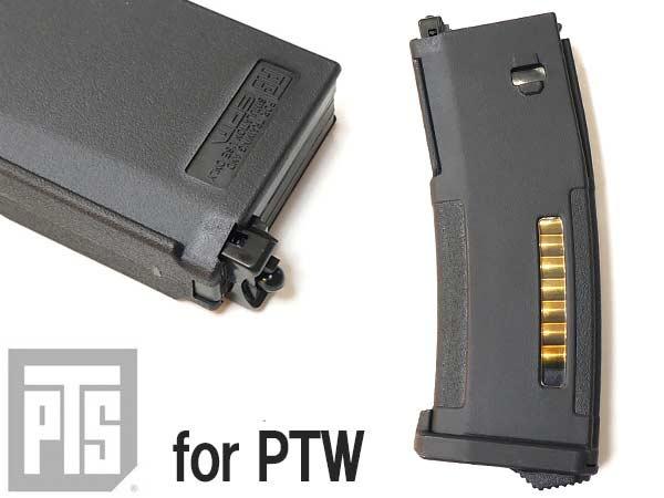 PTS Enhanced Polymer Magazine (EPM/120連マガジン) / システマPTW