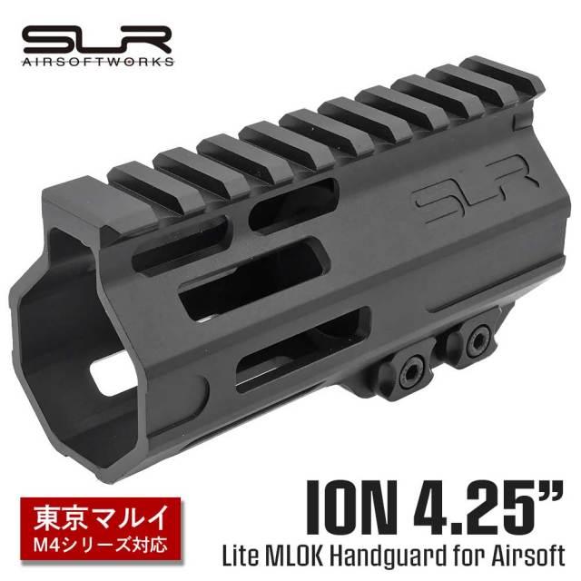 SLR ION 4.25 inch Lite M-lok Handguard ハンドガード 3インチ