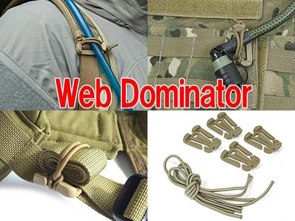 【ITW Nexusタイプレプリカ】 Web Dominator 4個セット
