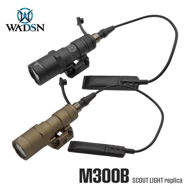 WADSN M300B スカウトライト タクティカルライト