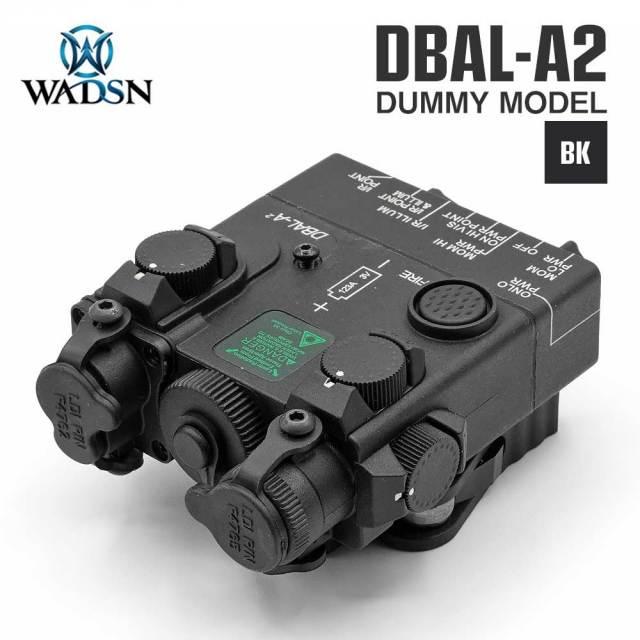 WADSN DBAL ダミー レプリカ 軽量 樹脂 カスタムパーツ