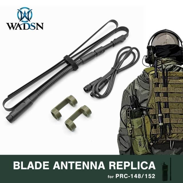 WADSN WZ021 ブレードアンテナ 装備品 無線機 アンテナ