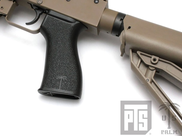 硬質ポリマー樹脂製【PTS MAGPUL & US Palm】 AK BATTLE GRIP (AEG)
