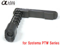 Alpha Parts CNC Steel Magazine Catch Set for Systema PTW M4 Series / APARTS-PTW10