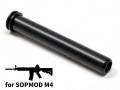 □【ネコポス可】マルイ次世代SOPMOD M4/SCAR/HK416互換【ARMY FORCE製】 電動ガン メカボックス 次世代用 Gen2 M4 EBB エアシールノズル 樹脂製 - BK / ARMY-031