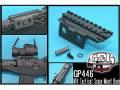 G&P社製 (GP-446) M14用タクティカルスコープマウントベース