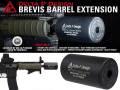 MADBULL製 Madbull Delta P Design BREVIS BARREL EXTENSION