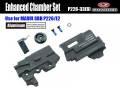 東京マルイ P226/P226E2シリーズ用 強化ホップアップチャンバーセット / P226-33(B)