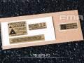 03 カスタムステッカー(PEQ15用カスタムデカールセット)/ TB1078-03