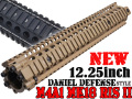 ◎【限定特価】New!!【Daniel Defenseタイプレプリカ】 M4A1 Mk18 RIS II 12.25インチ(レイルハンドガード)