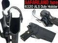 【SAFARILANDタイプレプリカ】Model 6320 ALS Duty Holsterレプリカ【GM1911対応ヒップホルスター】