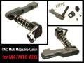 Multi Magazine Catch CNC for M4/M16