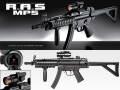 【東京マルイ】電動ガン スタンダードタイプ H&K MP5 R.A.S.