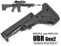 マグプル UBR ストック GEN2 固定ストック スライドストック