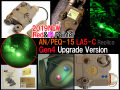 FMA製 超最新型Gen4アップグレードモデル!! AN/PEQ-15 LA5-C(ATPIAL)タイプレプリカ