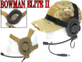 Z-TACTICAL製 Z-BOWMAN ELITE II スタイルタクティカルヘッドセット