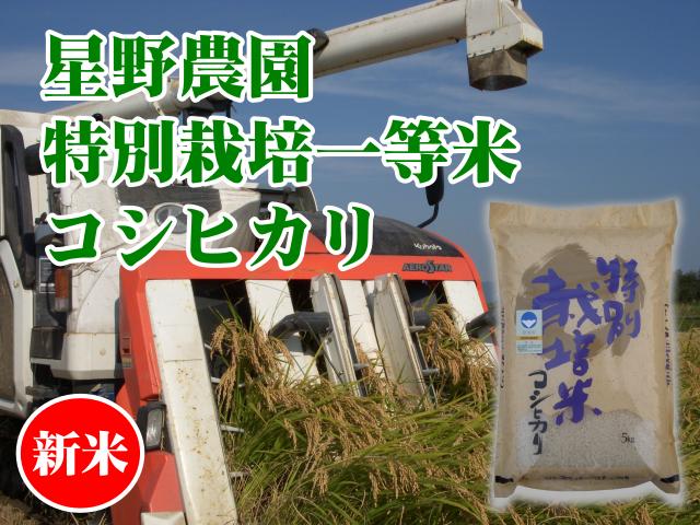 星野農園 特別栽培クラシックコシヒカリ