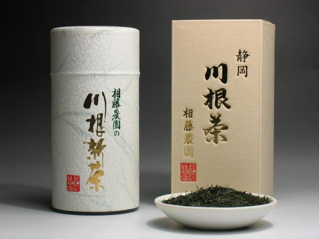 新茶200g缶