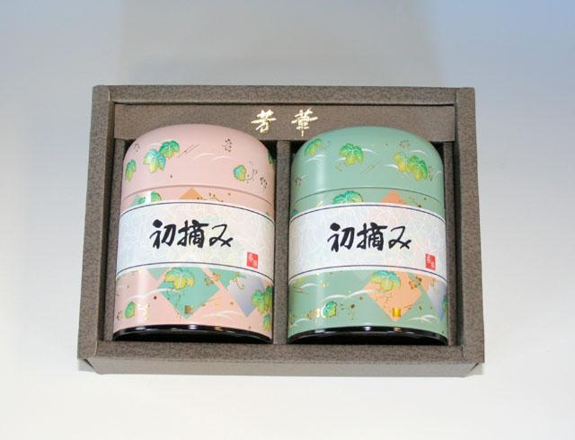 D-1初摘・初摘150g缶詰め合わせ