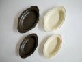 Awabi ware 耐熱グラタン皿