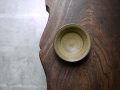 早川ヤスシ 黒青磁4寸鉢