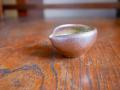 早川ヤスシ 白濁釉豆片口鉢