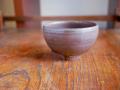 早川ヤスシ 鉄釉丸鉢