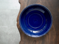 早川ヤスシ 瑠璃7寸鉢