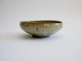 北岡幸士 桜灰釉平鉢6寸