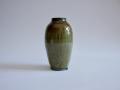 北岡幸士 緑釉花器