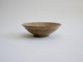北岡幸士 線紋5.5寸鉢アイボリー