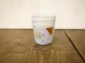 吉村桂子 金のツギハギグラス