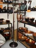 【贅沢な一品】オーダーメイドの銅のシロダーラオイルドリッパーセット