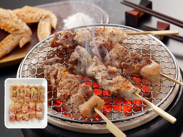 比内地鶏の正肉串 業務用10本入