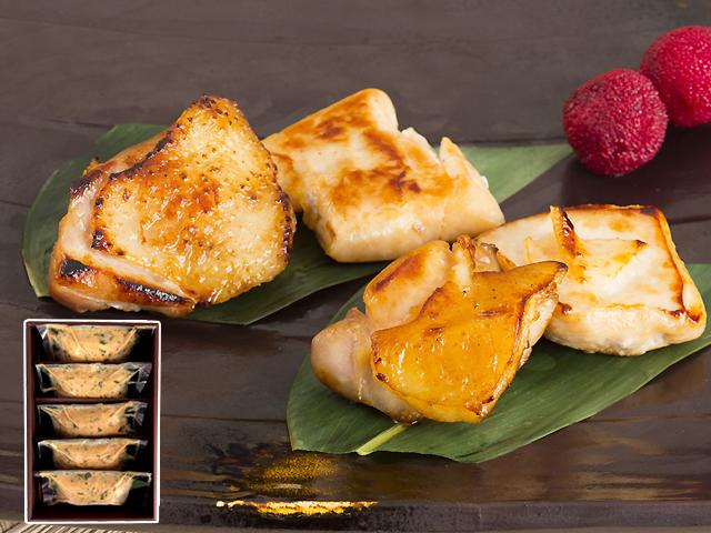 日本料理たかむらギフト 比内地鶏味噌漬け