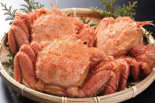 北海道産毛がに1kg