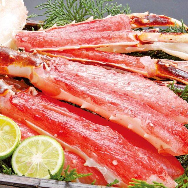 特大 5L 生冷 タラバガニ ハーフポーション たらば蟹 (750g)