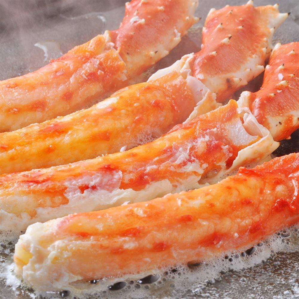 ボイル タラバガニ ハーフポーション たらば蟹