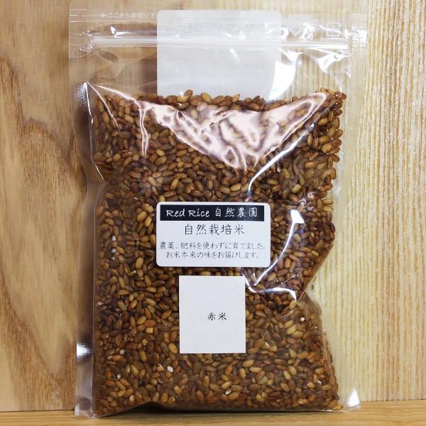 RedRice自然農園さんの「赤米」200g 自然栽培のお米 京都府 1000円以下