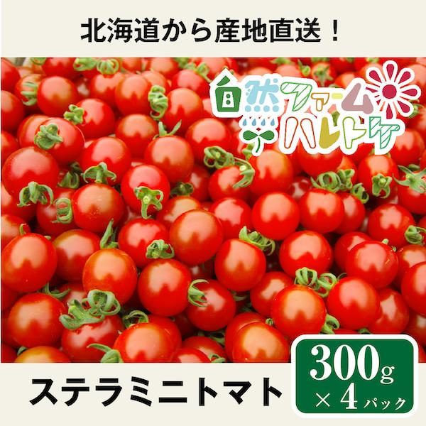 300g×4ミニトマト