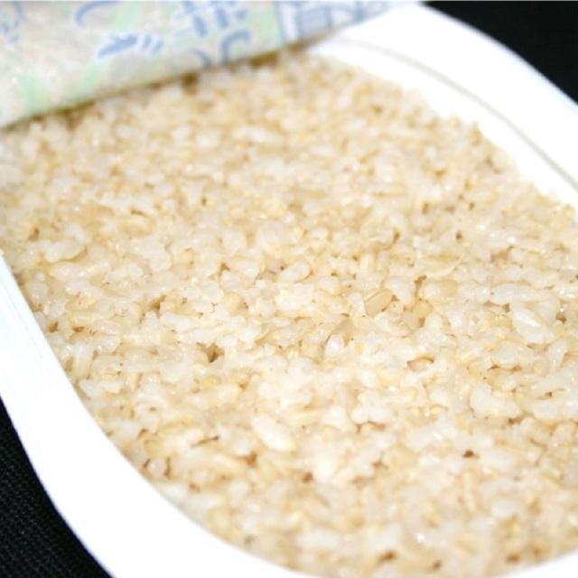 発芽玄米ご飯03