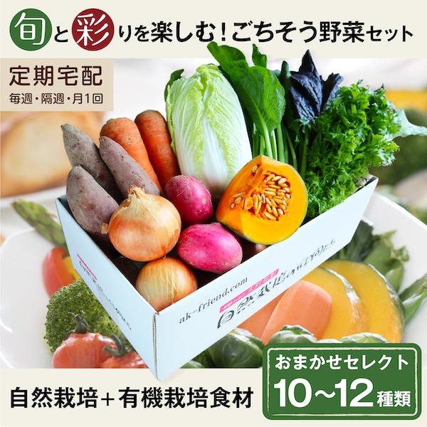 ごちそう野菜セット商品画像