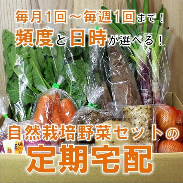 定期宅配 野菜画像