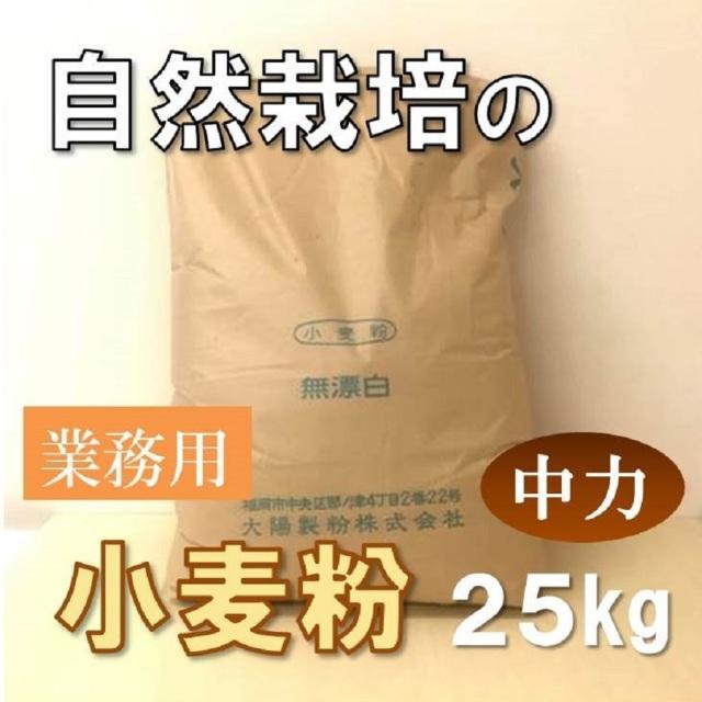業務用中力粉25kg