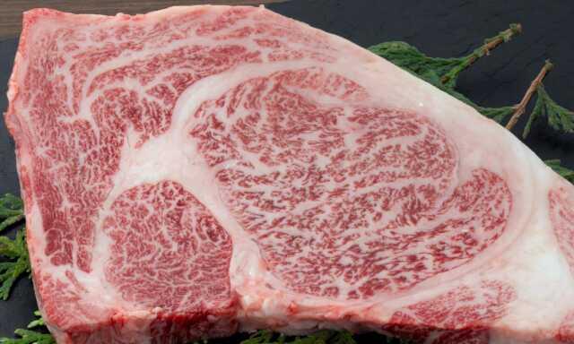 赤城和牛リブアイステーキ 300g
